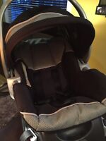 Baby Trend EZ lock car seat and base