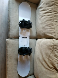 Ride control 152cm with ride bindings