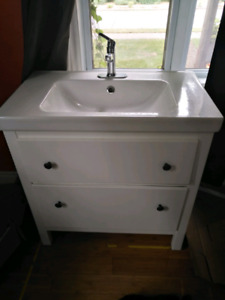 Ikea Godmorgan sink with cabinet. Great shape.
