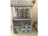 Table top candy cart