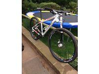 Cannondale F29 1 lefty mountain bike