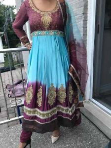 Indian Anarkali Dress for Sale