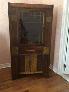 1944 Art Deco Cabinet from Dupuis et Freres