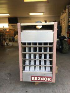 Garage Heater Reznor F100