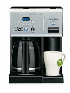Cuisinart CHW-12C 12 Cup Programmable Coffeemaker and Hot Water