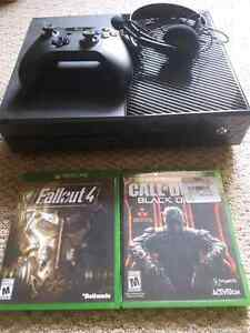 Xbox One with lots of extra's Cambridge Kitchener Area image 1