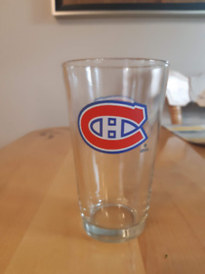 Montreal Canadiens Glass