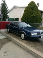 1991 Oldsmobile Cutlass Sedan