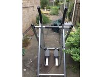Exercise machine for sale, bit like a cross trainer,