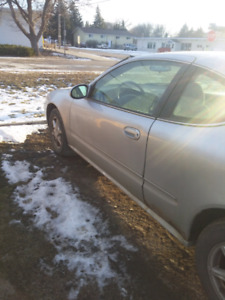 2001 Oldsmobile Alero coupe AS IS