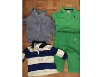 Oreginal Ralph Loren cloths for 9 months old