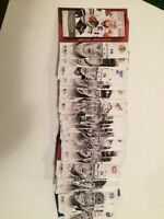 For Sale NHL Hockey Cards - 2014 Set