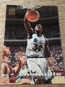 93-94  SHAQ  O'NEAL CARD      (VIEW OTHER ADS) Kitchener / Waterloo Kitchener Area image 1
