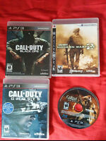 CODs and Fallout new vegas