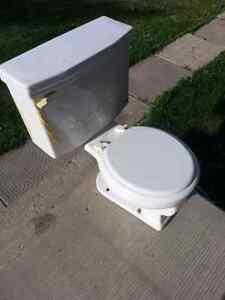 Free 6 liter toilet