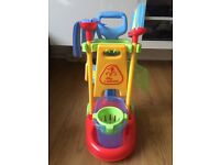 KIDS MINI CLEANING STATION