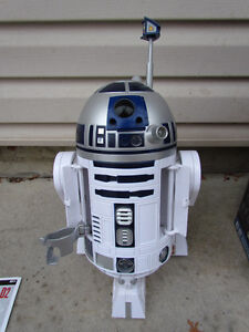 Star Wars R2-D2 Interactive Astromech Droid with Box&Instruct. Strathcona County Edmonton Area image 7