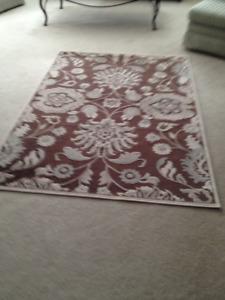 Area rug ...