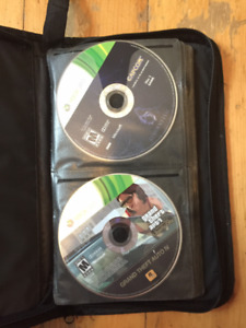 Xbox 360 Games (DISK ONLY) for sale - 5$ each