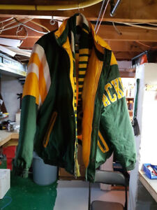 Green Bay Packers XXL winter jacket