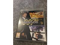 James Bond 007 legends (PlayStation 3)