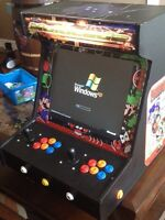 Bar top mame arcade for sale