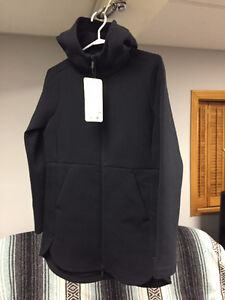 "Lululemon ""Going Places Hooded Jacket""- size 4"