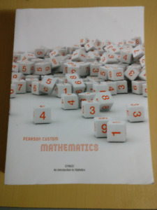 An Introduction to Statistics (Pearson Custom)