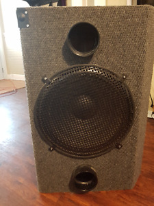 Yorkville 800w program 8ohm 18 inch speaker 300$ firm!