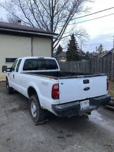 2008 Ford F-250 Pickup Truck For Sale For Parts