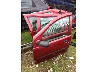 Fiat punto mk2 doors 4dr £30 each