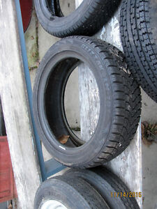 Tires and rims some for trailer Strathcona County Edmonton Area image 2
