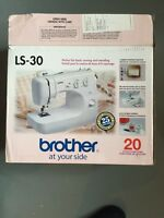 Brother LS-30 Sewing Machine