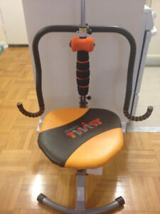 Ab Doer Twist Seated Exercise System
