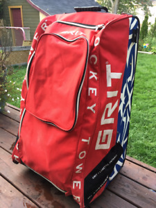 Grit Hockey Bag - Tower Style