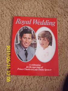Royal Wedding Book London Ontario image 1