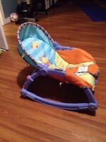 Little tikes baby rocker adjustable seat