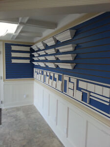 Baseboards,Casing,Trim,Wainscoting,Crown Moulding,Ceiling Beams Cambridge Kitchener Area image 3