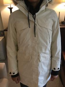 Ivory Far West Winter Jacket