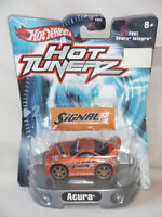 HOTWHEELS (COLLECTIBLES) Hot Tunerz (2001 Acura Integra -Orange)