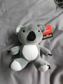 Brand new koala cuddly toy