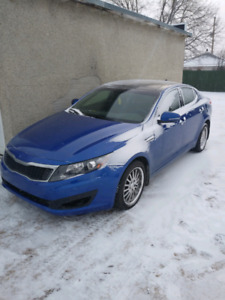 2012 ACTIVE FULLY LOADED OPTIMA