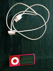 Great condition! Ipod nano with a built in camera!!!