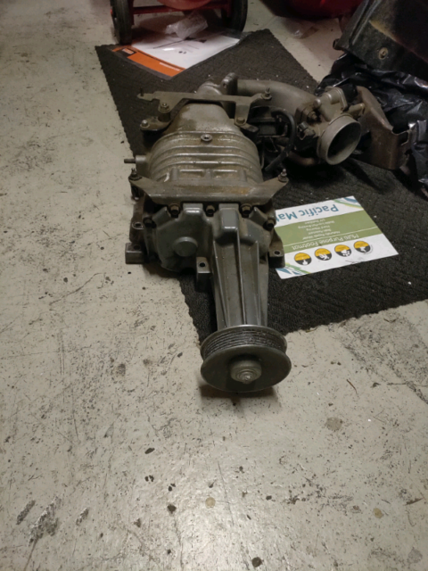 M90 supercharger   Engine, Engine Parts & Transmission