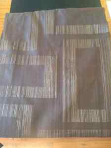 Brown curtains from bouclair Kitchener / Waterloo Kitchener Area image 2