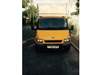 Ford transit luton for sale