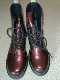 Dr Marten ankle boots size 8