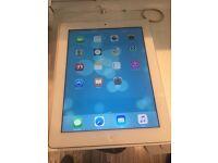 iPad 4 cellular 16gb unlocked perfect condition