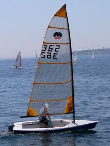 Wanted - Megabyte sailing dingy