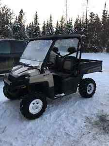 2011 Polaris Ranger 800 XP 4wd For Sale